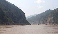Yangtze River Qutang Gorge