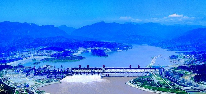 Yangtze River Cruise: Three Gorges Dam Site