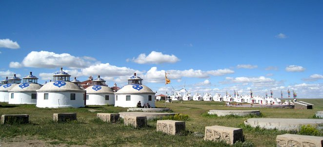 Mongolia Ger Camp