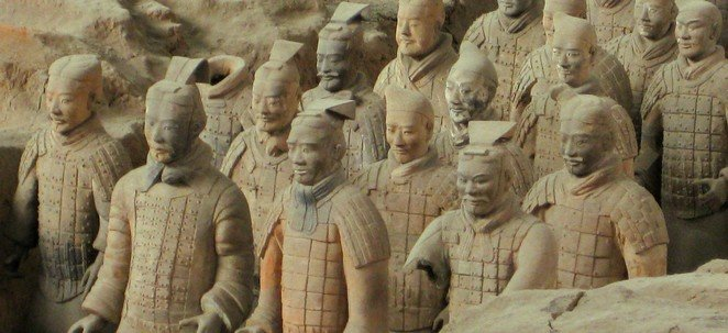 Xian Terracotta Warriors Army Museum