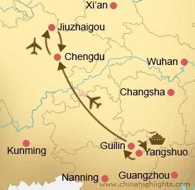 cht-122 tour map
