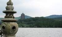 hangzhou west lake three pools mirroring the moon