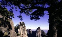 huangshan the yellow mountains