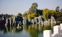 kunming yunnan stone forest