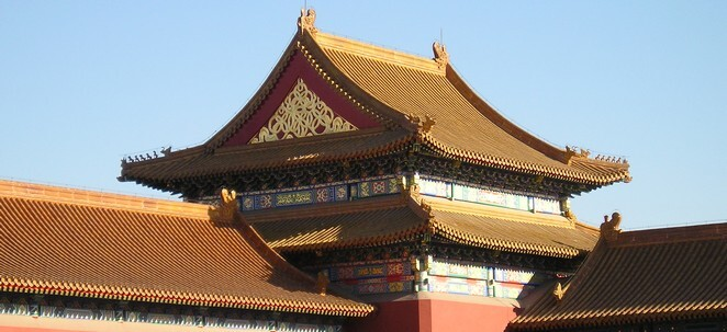Forbidden City Palace Museum in Beijing