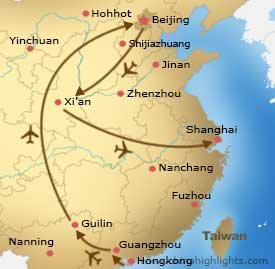 cht-6 tour map
