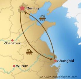 sh-36 Shanghai Map