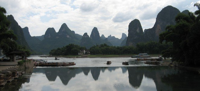 Yangshuo Countryside Xingping Tour