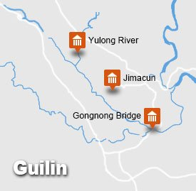 gl-41 Guilin Map