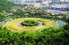 China Cities with Good Fengshui