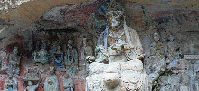 dazu grottoes