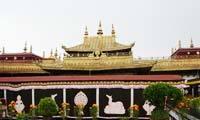 Jokhang Temple Tibet