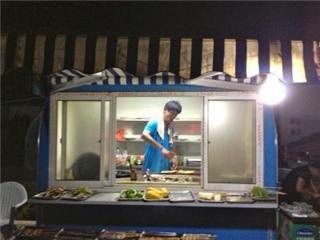 Food Kiosk, Shengsi Island