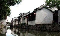 zhouzhuang ancient water town