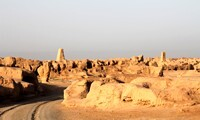 gaochang ruins xinjiang