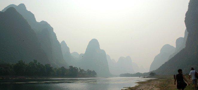 Yangshuo Li River Hike