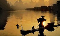 guilin yangshuo xingping fishing photography