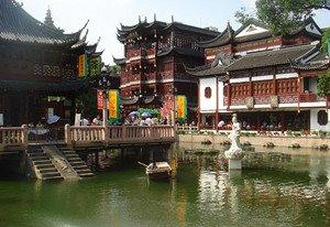 Yuyuan (Yu Garden) Shanghai