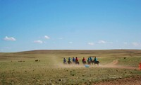 huitengxile grassland inner mongolia