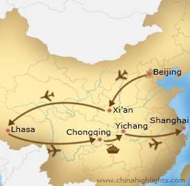 cht-12 tour map