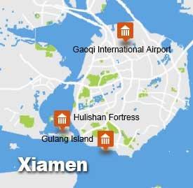 xm-1 tour map