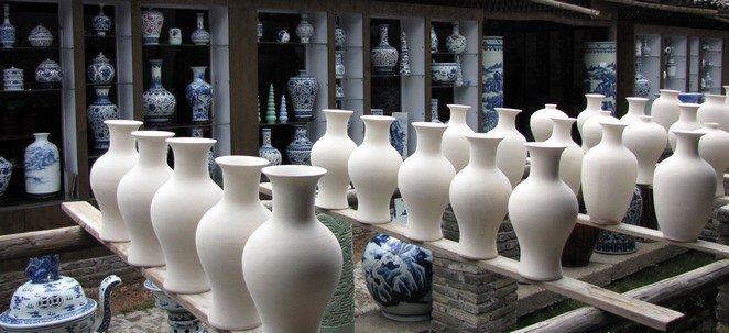 Jingdezhen Porcelain Tour