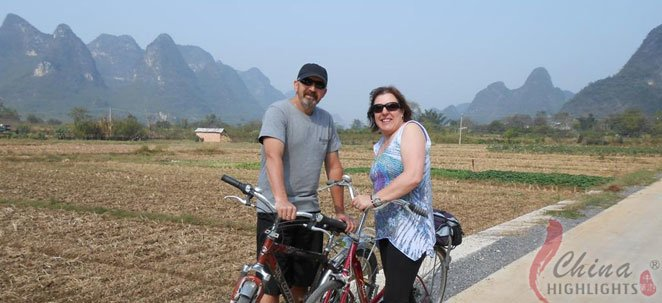 Yangshuo Countryside Cycling