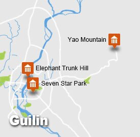 gl-50 Guilin Map