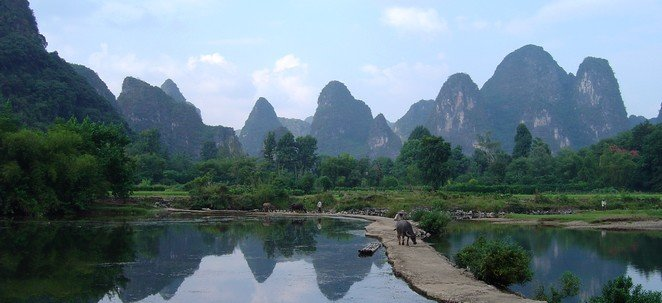 Guilin Yangshuo Countryside Tour