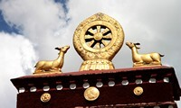 tibet china jokhang temple