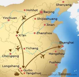 cht-da-1 tour map