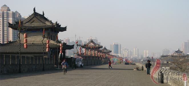 Xian Old Wall