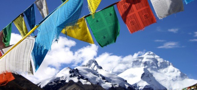 Tibet Mount Everest Base Camp