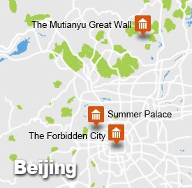 cht-hm-04 Beijing Map
