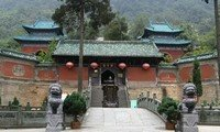 mount wudang china