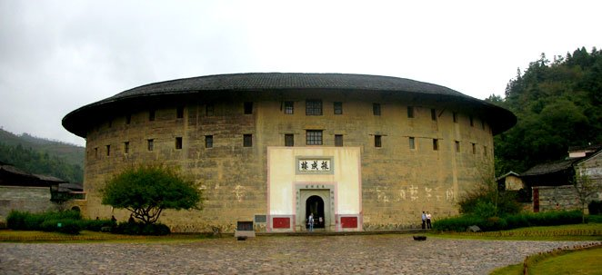 zhencheng earthen building
