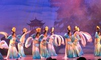 tang dynasty song and dance show xian