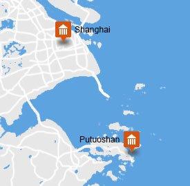 sh-10 Shanghai Map
