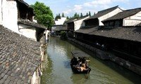 wuzhen ancient water town