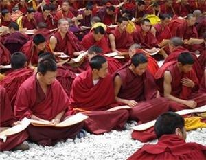 Tibet Sera Monastery
