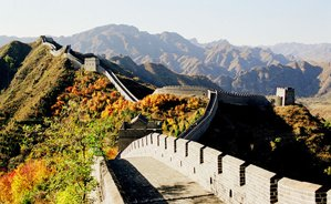 How Long It Took to Built the Great Wall of China