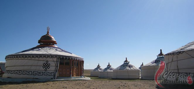 Tour to Inner Mongolia