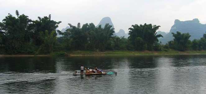 Guilin Yangshuo Ancient Town Tour