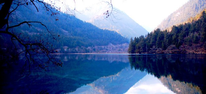 jiuzhai valley