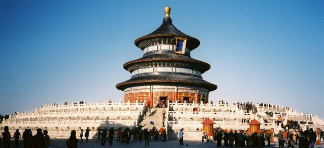 Temple of Heaven Beijing, China