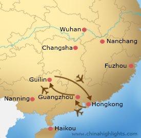 cht-7 tour map