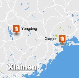 xm-6 tour map