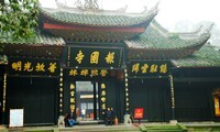 baoguo temple mount emei