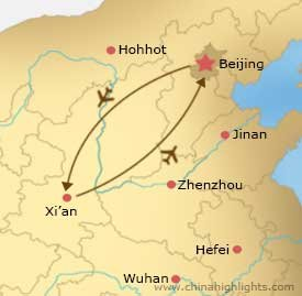 cht-8 tour map