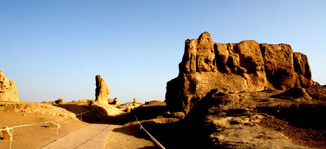 Ruins of Jiaohe Ancient City